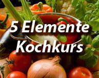 5-Elemente-Kochkurs