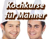 Kochkurse für Männer