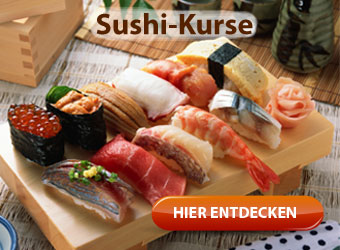 Sushi-Kochkurse