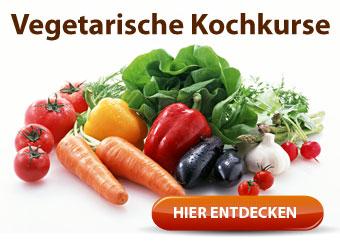 vegetarischer Kochkurs